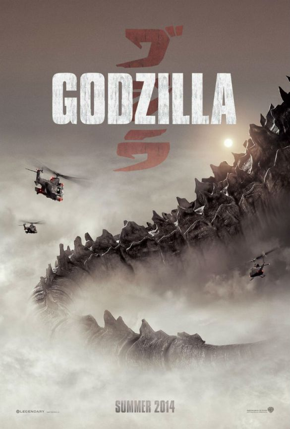 Godzilla Poster for CCI; Image Courtesy of comicbooknews.com