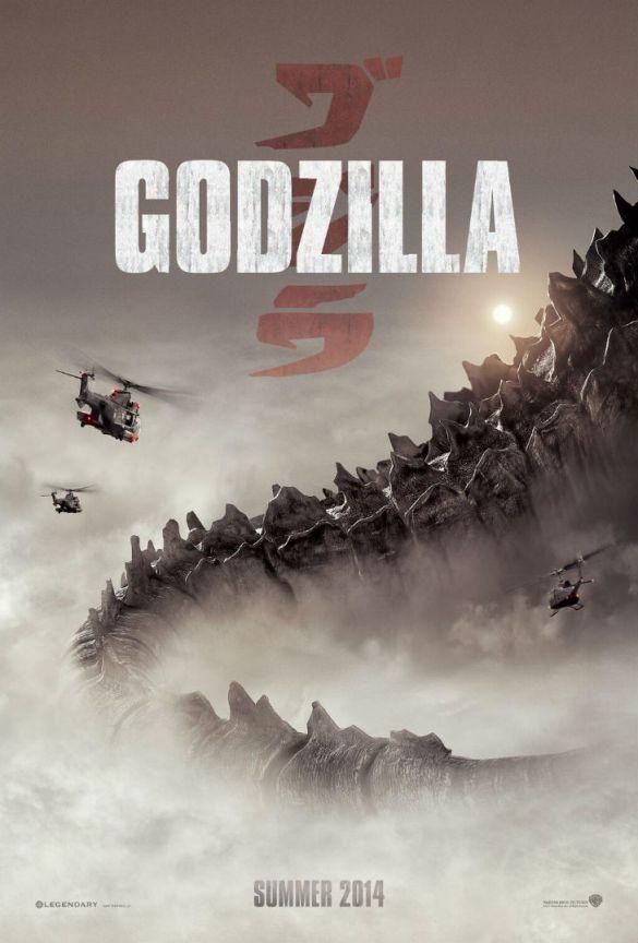 Godzilla Poster for CCI; Image Courtesy of comicbooknews.com