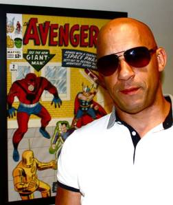 Vin DIesel in Avengers 2?